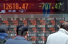 Lo khủng hoảng nợ, giao dịch chứng khoán đìu hiu