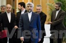 Iran và nhóm P5+1 nối lại đàm phán về hạt nhân