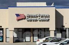 Mỹ bắt kẻ âm mưu đánh bom trung tâm tuyển quân
