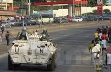 AU kêu gọi giải pháp hòa bình ngay cho Cote d'Ivoire