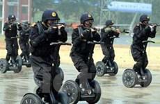 Nhật-Trung đối thoại các biện pháp chống khủng bố