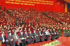 Đại hội XI tiếp tục nhận được nhiều điện chúc mừng