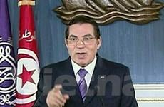 Tổng thống Tunisia không ra tranh cử nhiệm kỳ mới