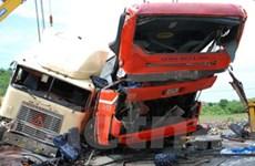 Campuchia: Tai nạn giao thông làm 19 người chết