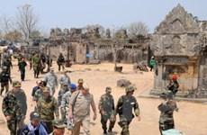 Campuchia-Thái đối thoại về đền cổ Preah Vihear