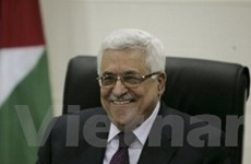 Tổng thống Abbas thúc soạn hiến pháp Palestine