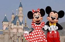 Gần 4 tỷ USD để xây dựng Disneyland Thượng Hải