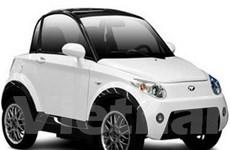 Hãng T3 Motion giới thiệu nguyên mẫu xe điện R3