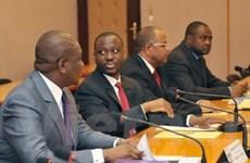 Chính phủ mới ở Cote d'Ivoire họp phiên đầu tiên