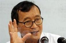 Campuchia tuyên phạt Chủ tịch SRP thêm 2 năm tù