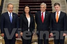 Các nước Mỹ Latinh ký thỏa thuận Thái Bình Dương