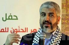 Thủ lĩnh Hamas đến Ai Cập ký thỏa thuận hòa giải