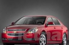 Mẫu Chevrolet Malibu sẽ được sản xuất ở Hàn Quốc