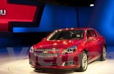 Chevrolet Malibu bắt mắt