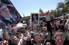 Lệnh trừng phạt của EU chống Syria có hiệu lực