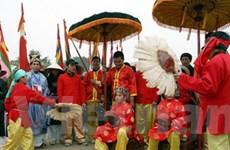 Linh thiêng và hào hùng Lễ hội Gióng truyền thống