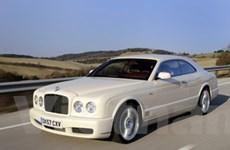 Nhu cầu mua xe Bentley tăng cao ở Trung Quốc
