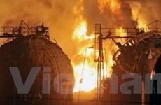 Nổ nhà máy hóa chất Trung Quốc, 3 người chết