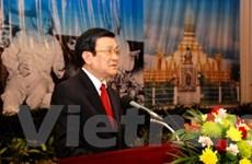 Biên soạn lịch sử quan hệ Việt-Lào đúng tiến độ