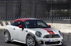 MINI Coupe 2012 bản tiêu chuẩn giá 22.000 USD