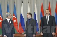 Azerbaijan-Armenia giải quyết tranh chấp lãnh thổ