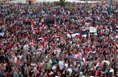 HĐBA chia rẽ trong việc thông qua trừng phạt Syria