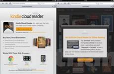 Amazon ra mắt dịch vụ web Kindle Cloud Reader