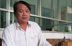 Vụ đốt nhà báo: Nguyễn Văn Tâm bị khai trừ Đảng