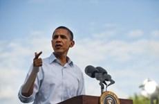 Obama khởi động chiến dịch tái tranh cử ở miền Tây