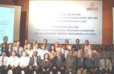 Các nhà tài trợ giúp VN loại trừ các bệnh nhiệt đới