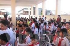 Trường người Việt tại Campuchia khai giảng năm học