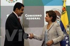 Mexico-Venezuela đẩy mạnh quan hệ song phương