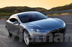 Hãng Tesla sắp sản xuất mẫu xe điện Model S