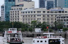 TP. HCM đóng cửa bến phà Thủ Thiêm từ 2012
