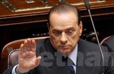 Berlusconi trấn an đối tác châu Âu về nợ công Italy