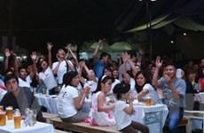 Sôi động cùng lễ hội bia Oktoberfest Hà Nội 2011