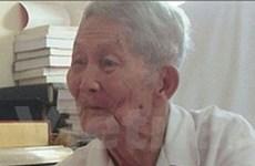 Lãnh đạo TP. HCM tri ân cố giáo sư Trần Văn Giàu