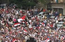 Bất ổn đe dọa đến cuộc bầu cử lịch sử ở Ai Cập