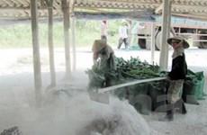 Tìm cách khắc phục ô nhiễm làng nghề Kiên Giang