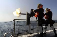 Iran thử tên lửa hành trình đất đối hạm Ghader