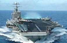 Mỹ đưa thêm một nhóm tàu sân bay đến Biển Arập