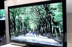Hãng Sony trình làng HDTV 55-inch tự phát sáng