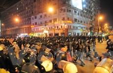 Biểu tình phản đối chính phủ Romania thành bạo lực