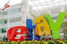Thu nhập ròng của hãng eBay tăng vọt trong quý 4