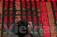 Diễn biến tại Hy Lạp kéo chứng khoán châu Á giảm
