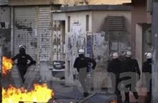 Bahrain tăng biện pháp đối phó làn sóng biểu tình