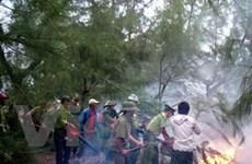 5 nước tiểu vùng Mekong chống ô nhiễm khói mù