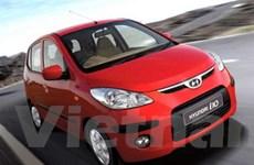 Doanh số bán xe hơi Hàn Quốc phục hồi mạnh mẽ