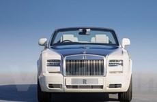 Rolls Royce ra mắt mẫu siêu xe Phantom cách tân