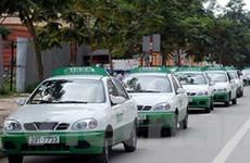 Các hãng taxi lớn tăng giá cước đến 1.500 đồng